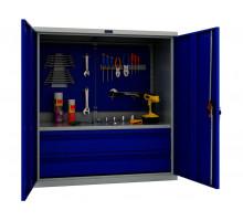 Шкаф инструментальный Практик ТС 1095-021020, металлический, Промет