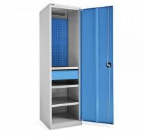 Шкаф ДиКом ВЛ-К-050-04, для хранения инструмента, металлический