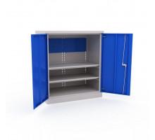Шкаф инструментальный ERGO 181/2 №4, металлический, серия ERGO, ДВК