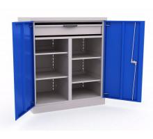Шкаф инструментальный ERGO 181/2 №11, металлический, серия ERGO, ДВК