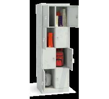 Шкаф для одежды ШР 28-600 сварной