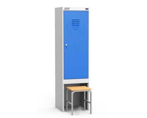 Шкаф для одежды ШРЭК 21-530 ВСК