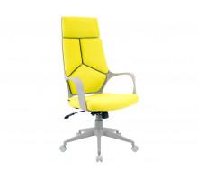 Кресло TRIO GREY (ткань салатовая)