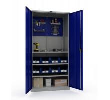 Шкаф инструментальный Практик ТС 1995-023000, металлический, Промет