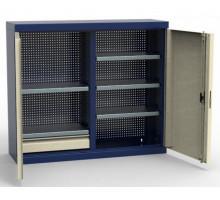 Шкаф инструментальный СШИ.Н-02.01.05, металлический, Святогор