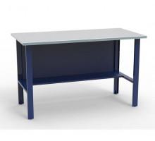 Стол слесарный СВ-0Т.00.00.14, металлический, 1400 мм, верстак Святогор