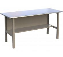 Стол верстак слесарный металлический, 1800 мм, серия MasterLine, Wellmet