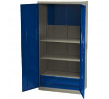 Шкаф инструментальный металлический, серия MasterLine, Wellmet MLST14-030202
