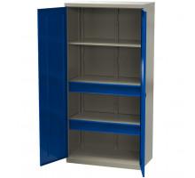 Шкаф инструментальный металлический, серия MasterLine, Wellmet MLST14-030200