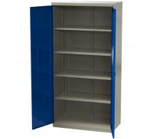 Шкаф инструментальный металлический, серия MasterLine, Wellmet MLST14-040000