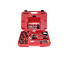 Компрессометр дизельный, 0-70 атм, кейс, комплект адаптеров МАСТАК 120-12170