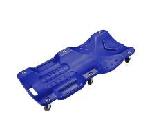 Лежак подкатной 6-ти колесный, пластиковый МАСТАК 197-00001