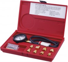 Манометр для измерения давления масла, СТАНКОИМПОРТ
