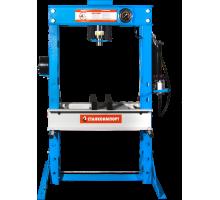 SD0807CEA пневмо-гидравлический пресс на 45 тонн