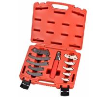 KA-5293 Ключ для шлицевых гаек, набор 11 предметов