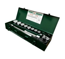 """6615-2M набор инструментов на 3/4"""",12 гр, 15 предметов"""